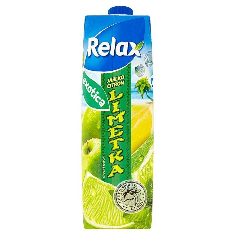 Relax Exotica Limetka 1 l