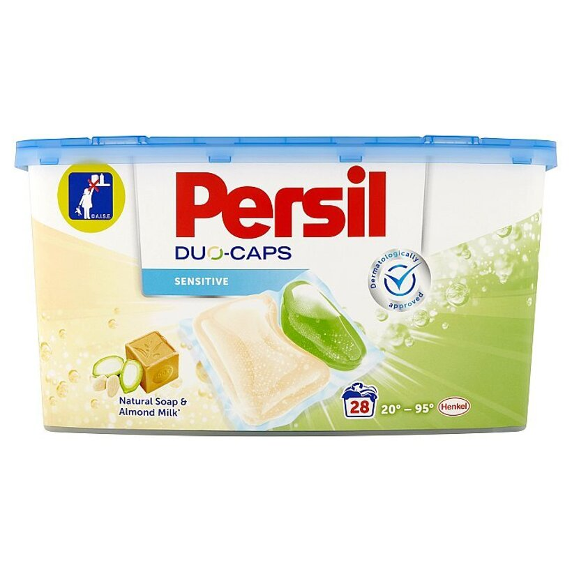 Persil Duo-Caps Sensitive 28 praní 700 g