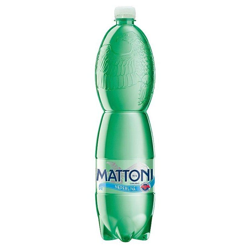 Mattoni Prírodná minerálna voda nesýtená 1,5 l