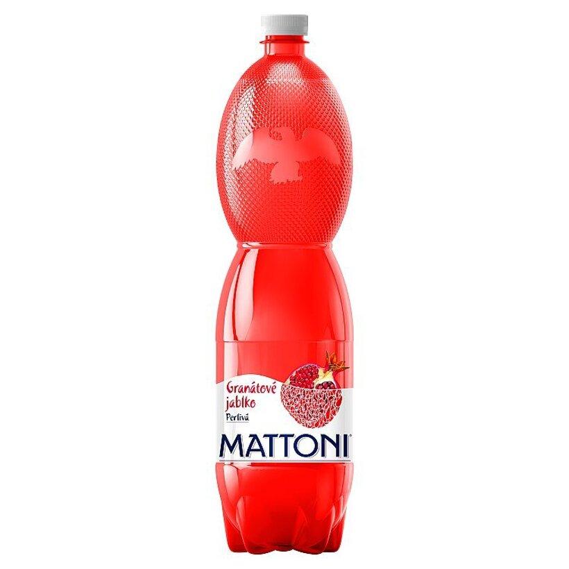 Mattoni Granátové jablko perlivá 1,5 l