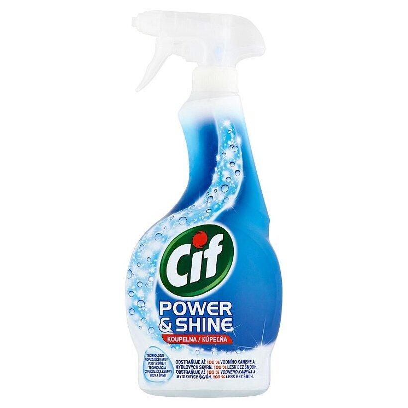 Cif Power&Shine Kúpelňa čistiaci sprej 500 ml