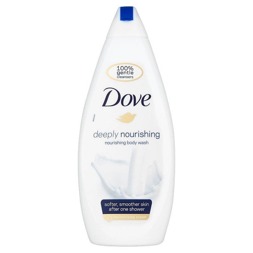 Dove Deeply Nourishing vyživujúci sprchovací gél 750 ml