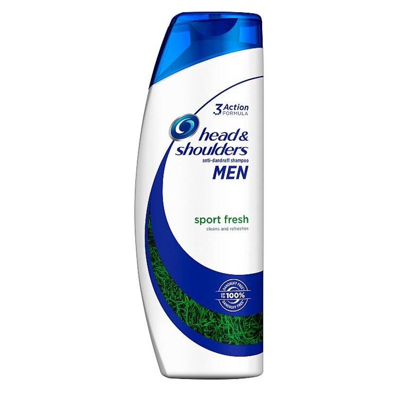 Head & Shoulders Sport Fresh Šampón Proti Lupinám 400 ml
