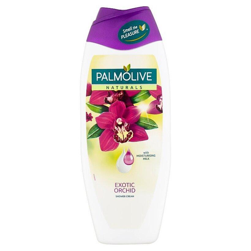 Palmolive Naturals Exotic Orchid sprchový krém 500 ml