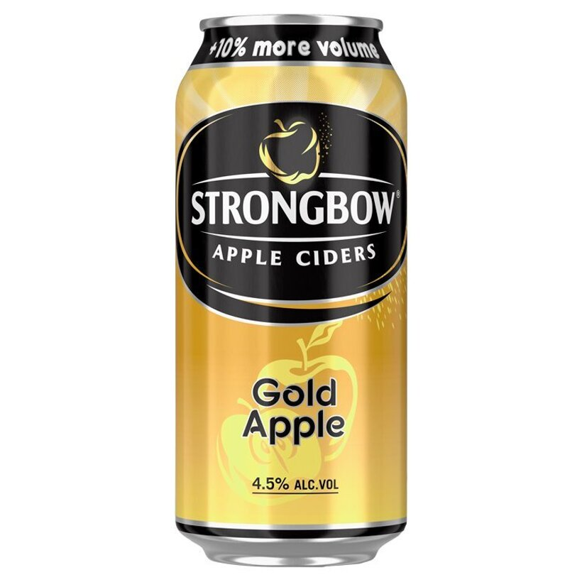 Strongbow Apple Ciders Gold Apple cider 440 ml