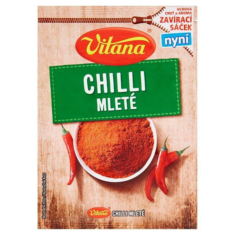 Vitana Chilli mleté 23 g