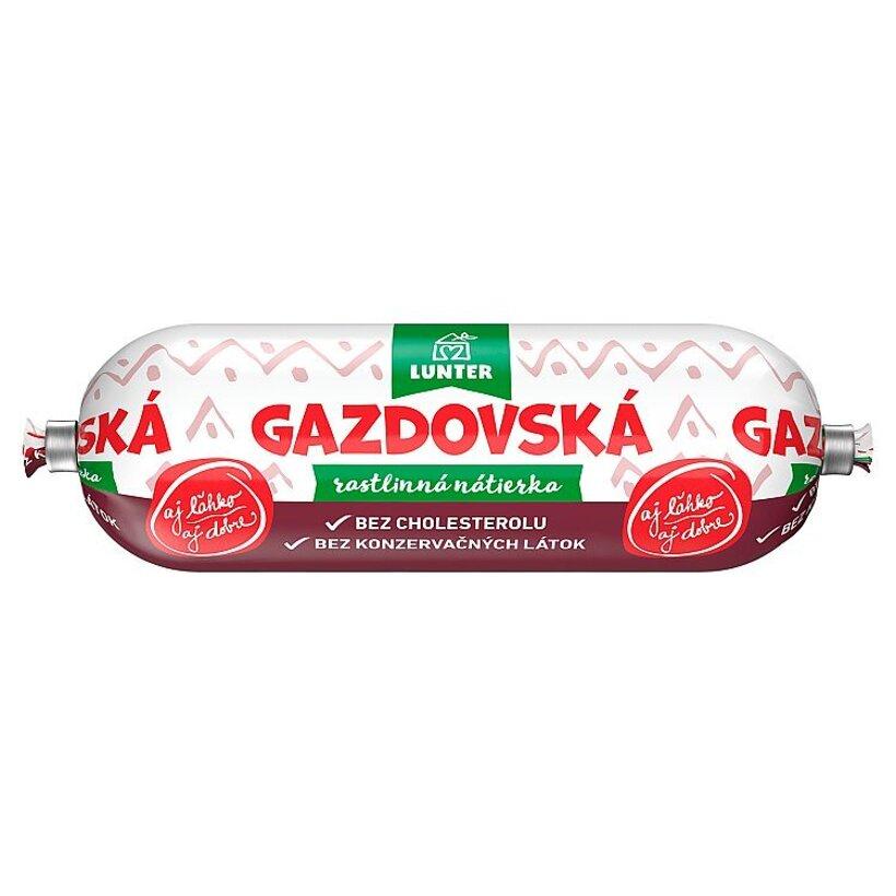 Lunter Gazdovská rastlinná nátierka 100 g