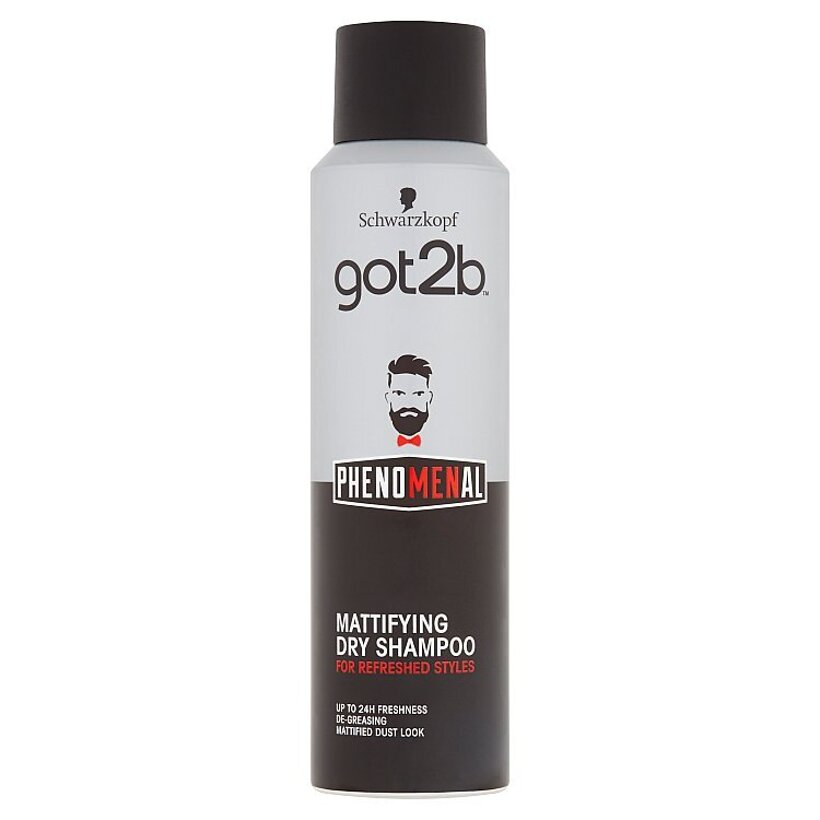 got2b zmatňujúci suchý šampón Phenomenal 150 ml