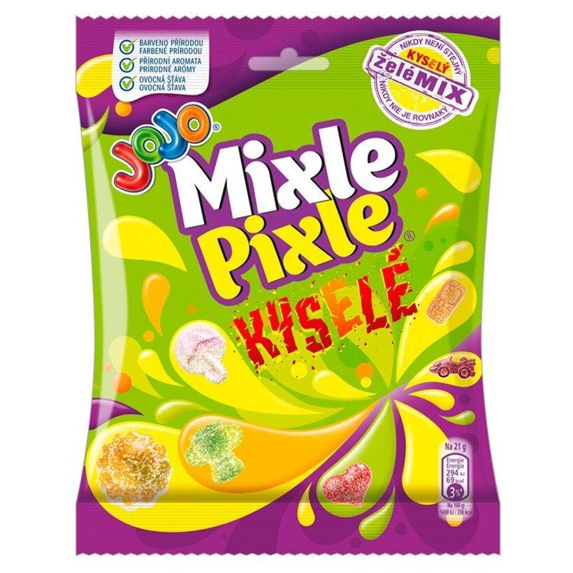JOJO Mixle Pixle Kyslé 170 g