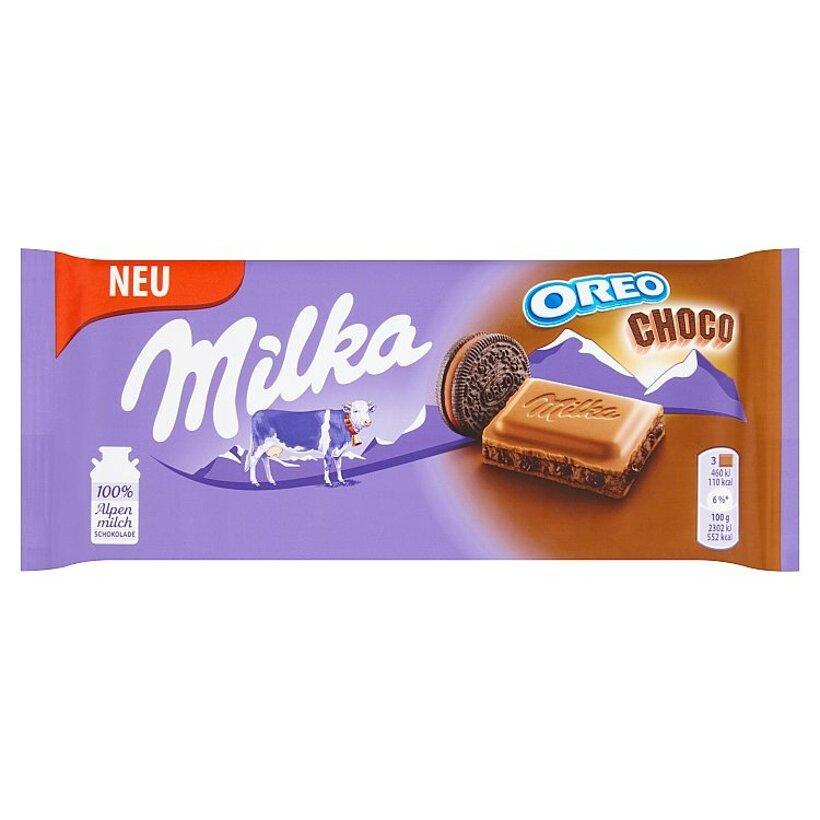 Milka Oreo Choco 100 g