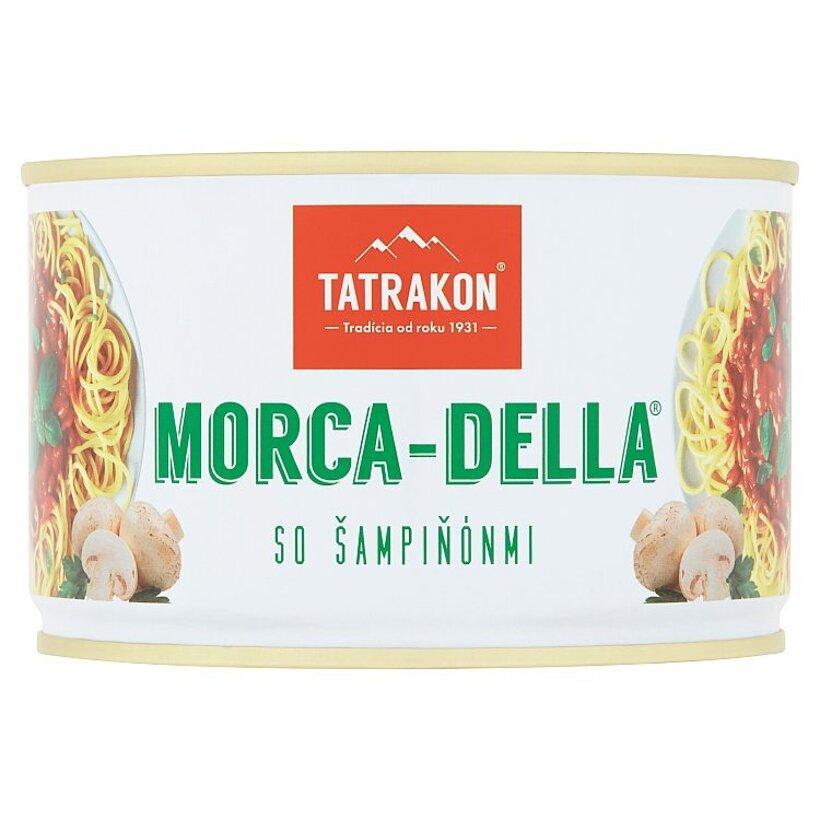 Tatrakon Morca-Della Omáčka na špagety so šampiňónmi 400 g