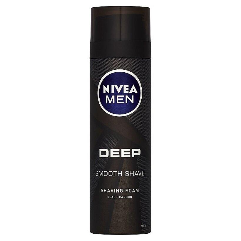 Nivea Men Deep Pena na holenie200 ml