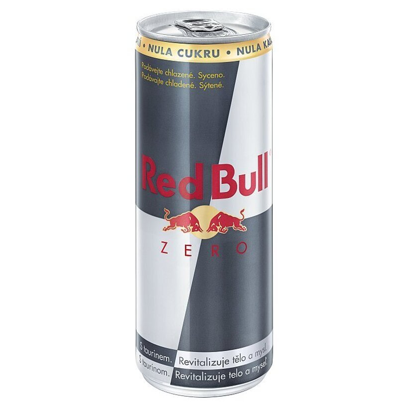 Red Bull Zero 250 ml