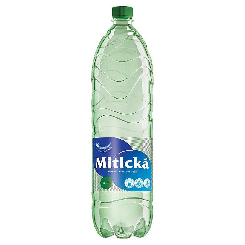 Mitická Prírodná minerálna voda tichá 1,5 l