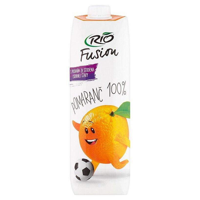 Rio Fusion 100% pomaranč 1 l