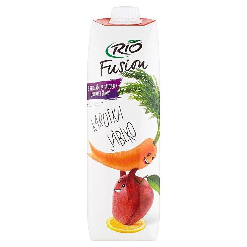 Rio Fusion Karotka jablko 1 l