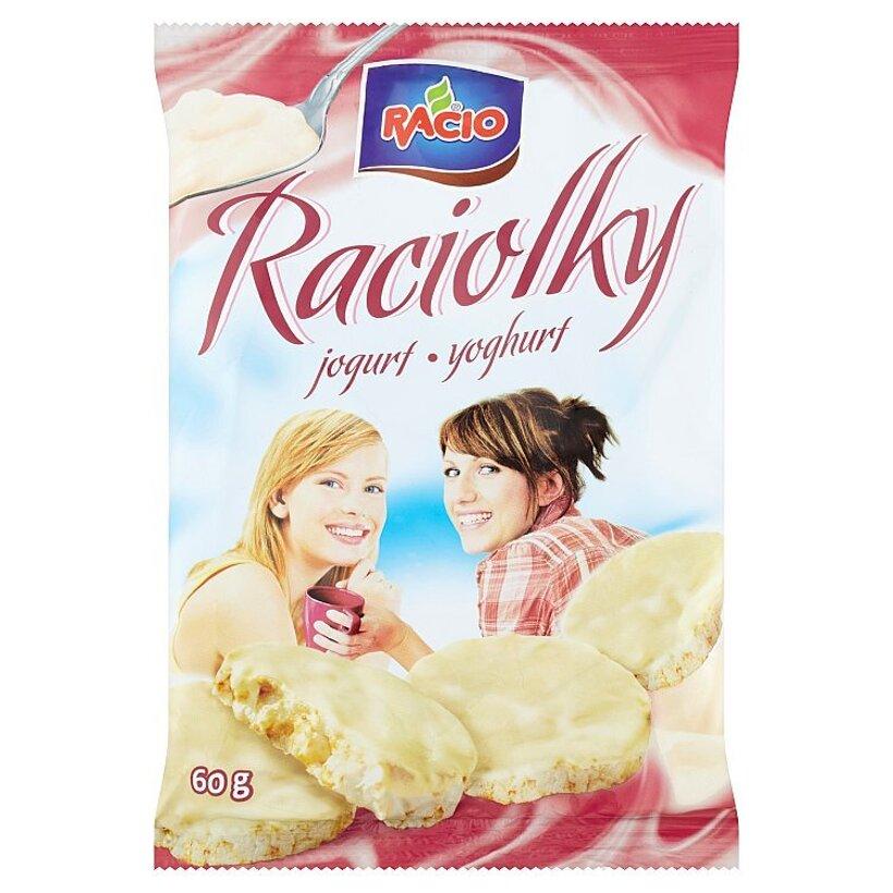 Racio Raciolky Jogurt 60 g