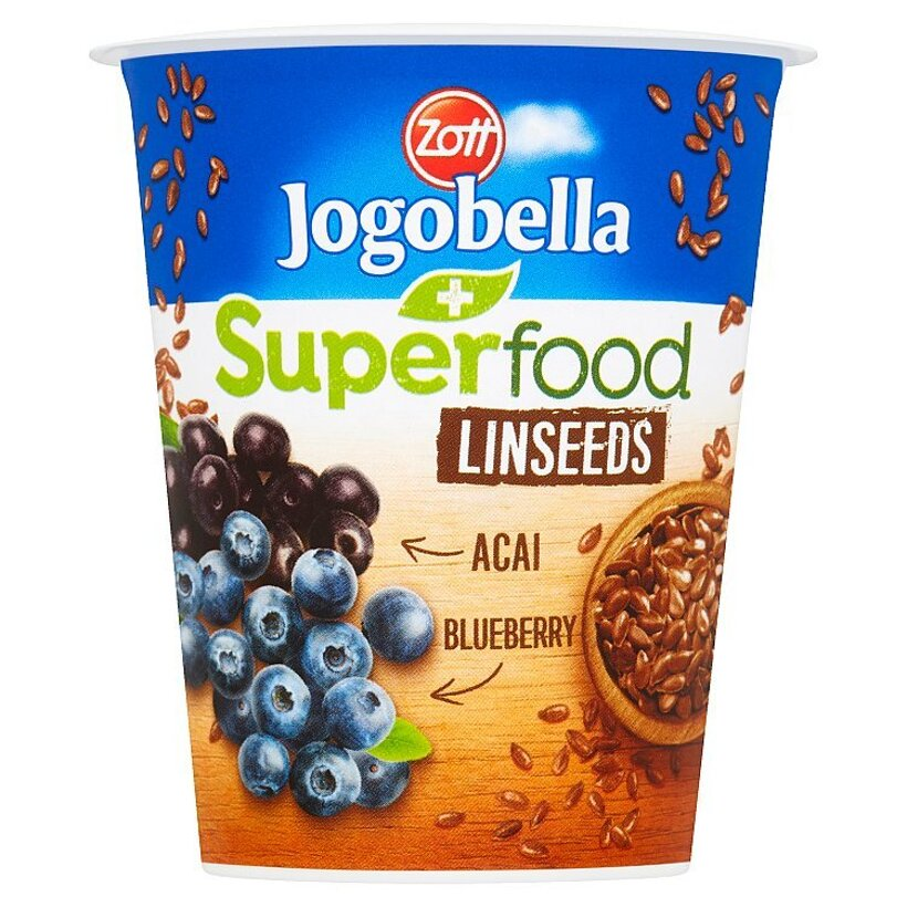 Zott Jogobella + Superfood jogurt 150 g
