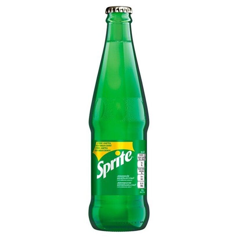 Sprite, citrónová limonáda, 330 ml