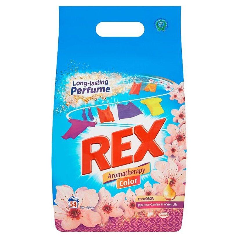 Rex Aromatherapy Color Japanese Garden & Water Lily 54 praní 3,51 kg