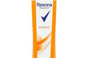 Rexona Workout sprchovací gél 250 ml