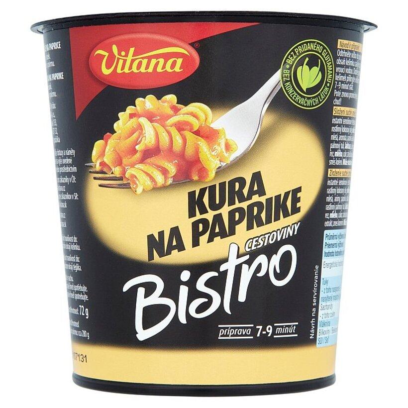 Vitana Bistro Kura na paprike cestoviny 72 g