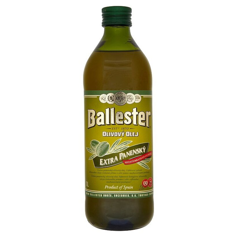 Ballester Extra panenský olivový olej 1 l