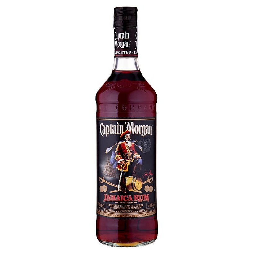 Captain Morgan Jamaica rum 700 ml