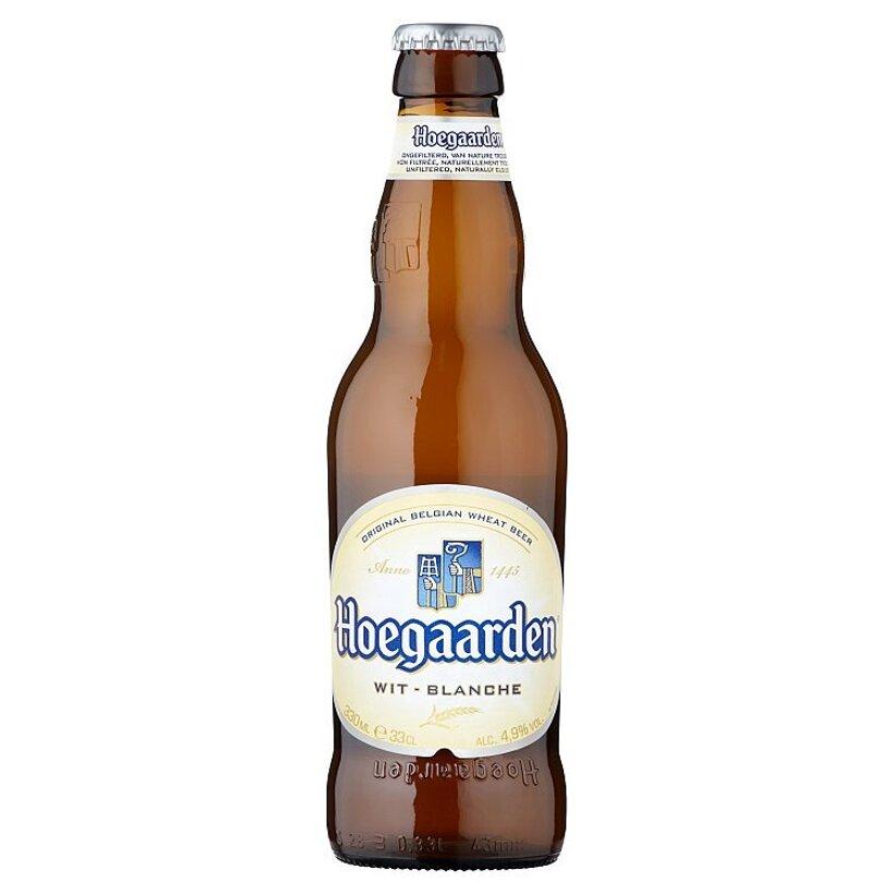 Hoegaarden Pšeničné kvasinkové pivo 0,33 l