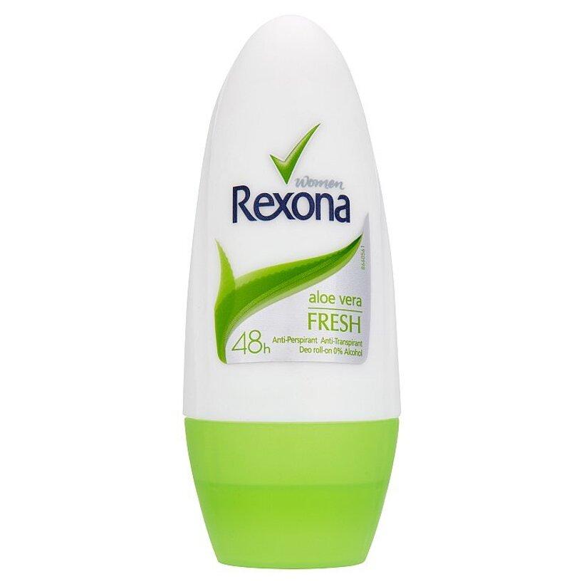 Rexona Women Fresh aloe vera guľôčkový antiperspirant 50 ml