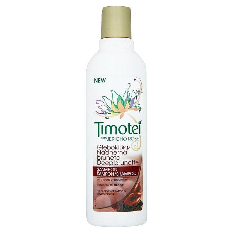 Timotei Nádherná bruneta šampón 250 ml