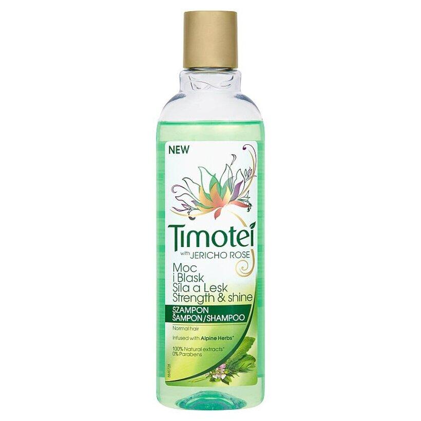 Timotei Sila a lesk šampón 250 ml