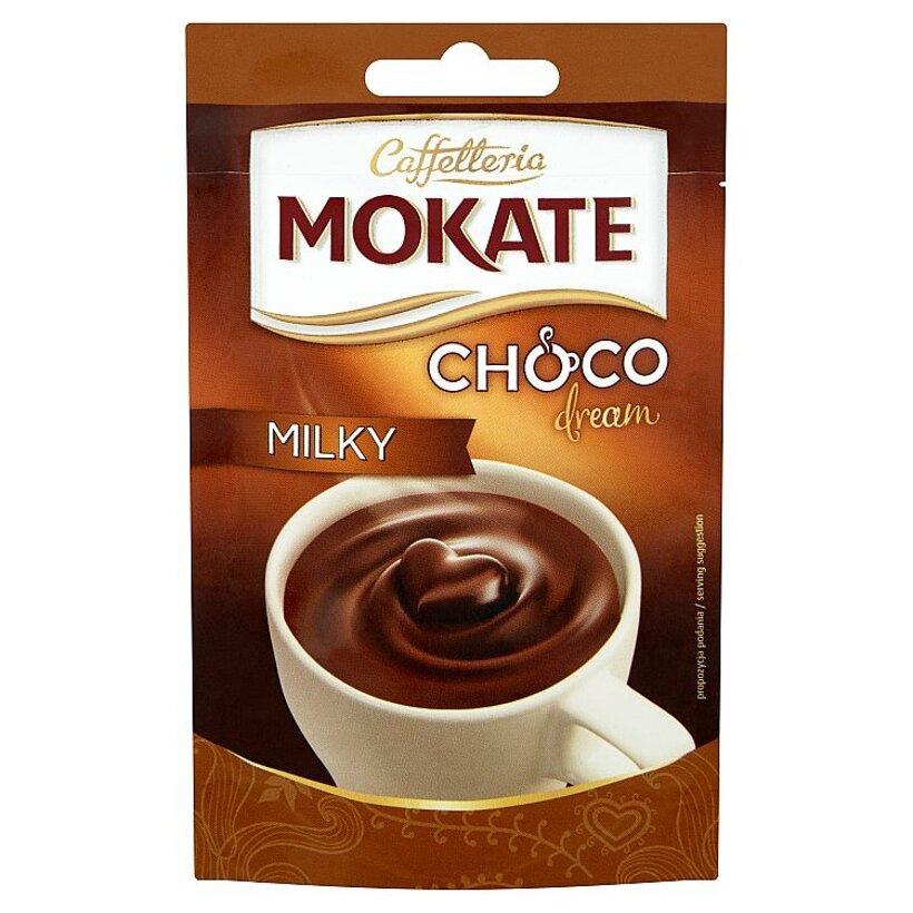 Mokate Caffelleria Choco dream milky instantný nápoj s čokoládovou príchuťou v prášku 25 g