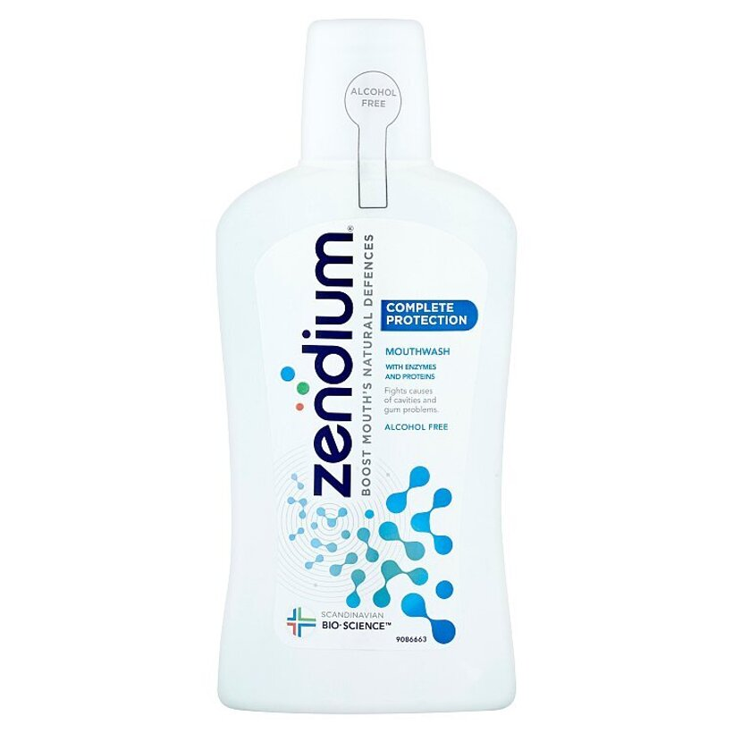 Zendium Complete protection ústna voda 500 ml