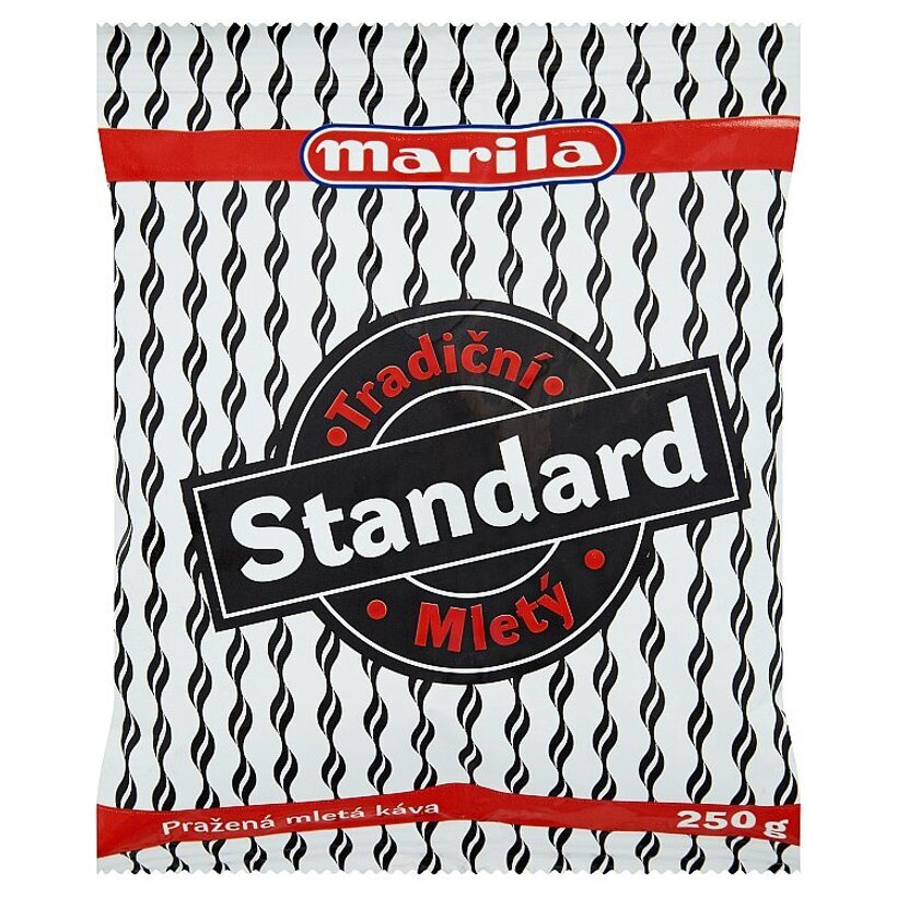 Marila Standard pražená mletá káva 250 g