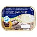 Big Fish Baltické sardinky v rastlinnom oleji 110 g