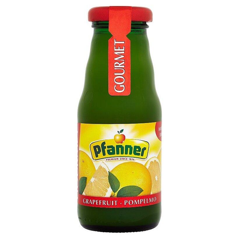 Pfanner Gourmet 100% Grapefruitová šťava vyrobená z koncentrátu 0,2 l