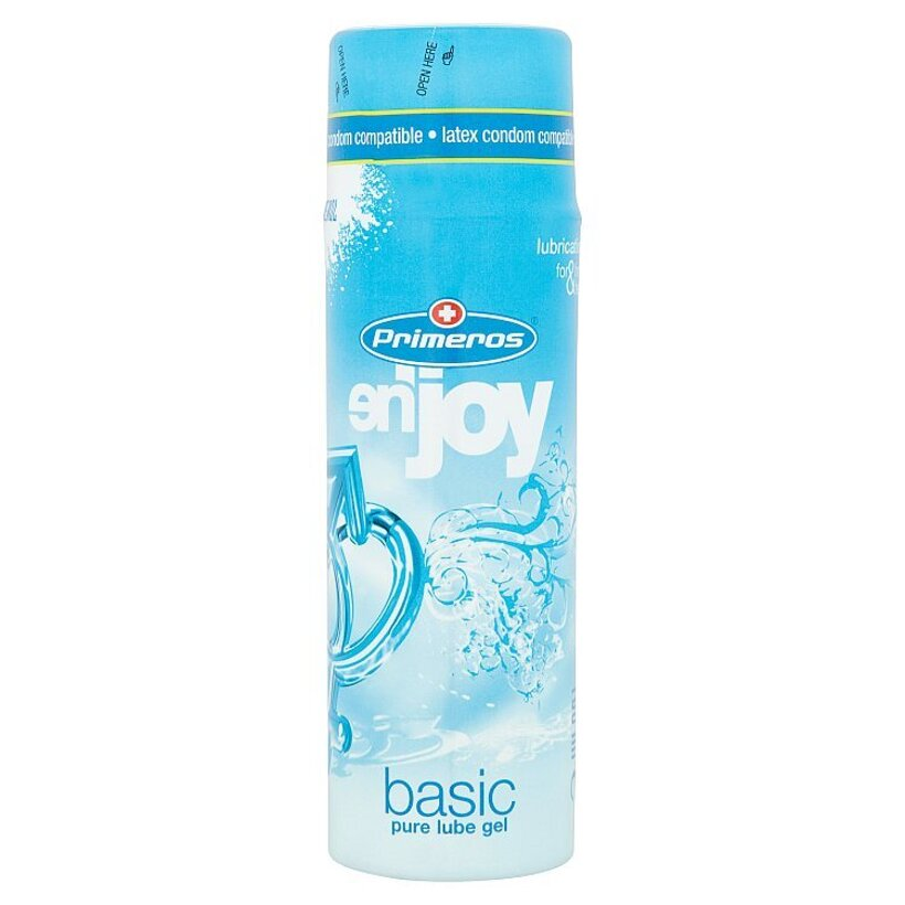 Primeros en'joy basic lubrikačný gél s pantenolom 100 ml