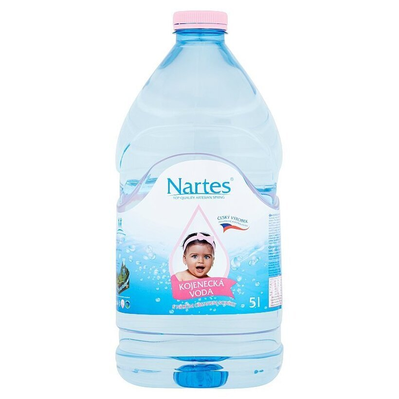 Nartes Dojčenská voda 5 l