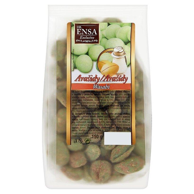 Dr. Ensa Exclusive Arašidy wasabi 150 g