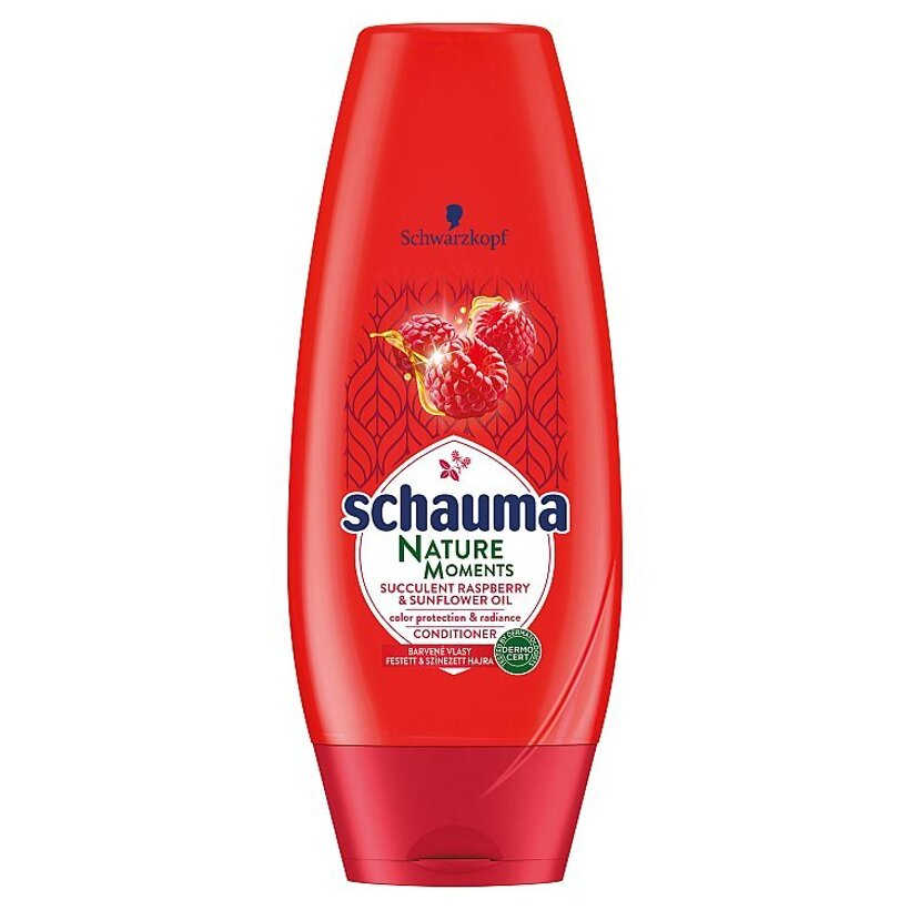 Schauma Nature Moments kondicionér na ochranu farby a lesk 200 ml