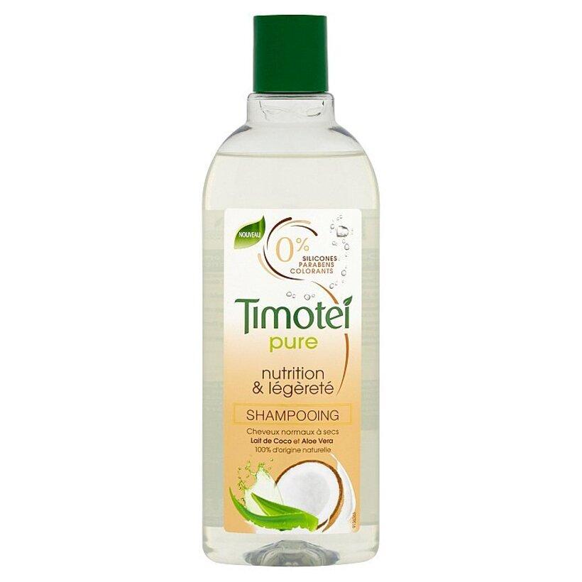 Timotei Hydratácia a ľahkosť šampón 300 ml