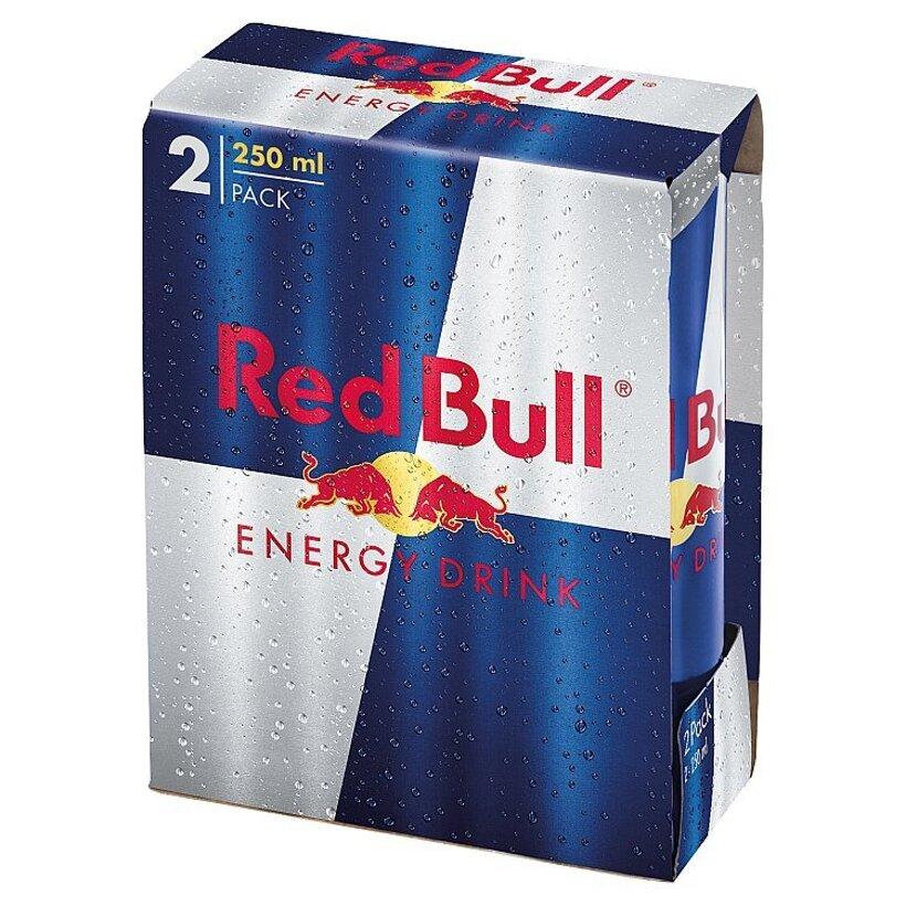 Red Bull Energy drink 2 x 250 ml
