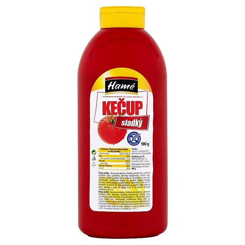 Hamé Kečup sladký  900 g