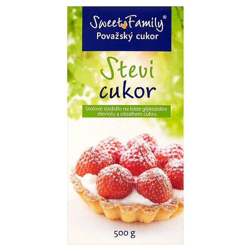 Sweet Family Stevi cukor 500 g