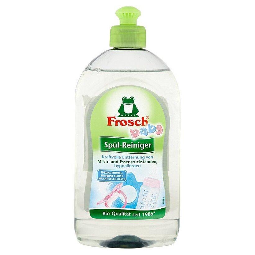 Frosch Baby Eko umývací prostriedok na dojčenské fľaše a cumlíky 500 ml