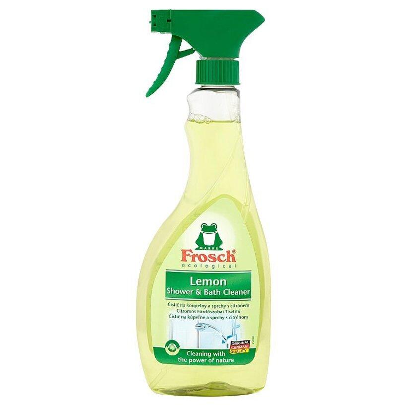 Frosch Ecological Čistič na kúpeľne a sprchy s citrónom 500 ml