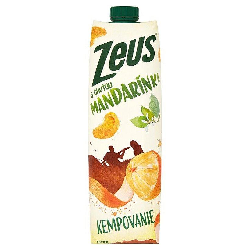 Zeus S chuťou mandarínka 1 l