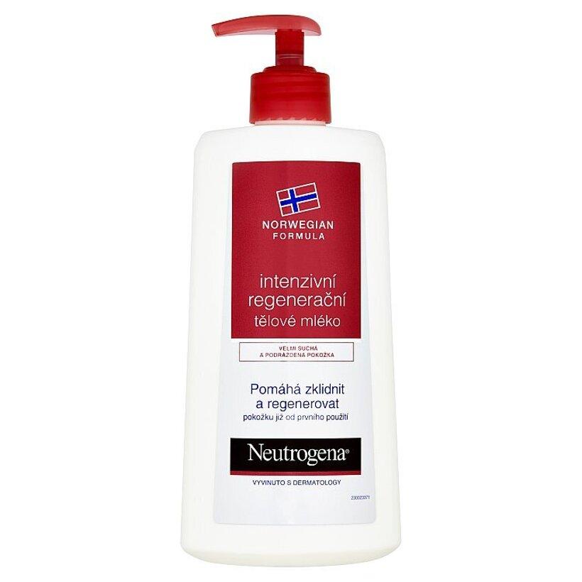 Neutrogena Intenzívne regeneračné telové mlieko 400 ml