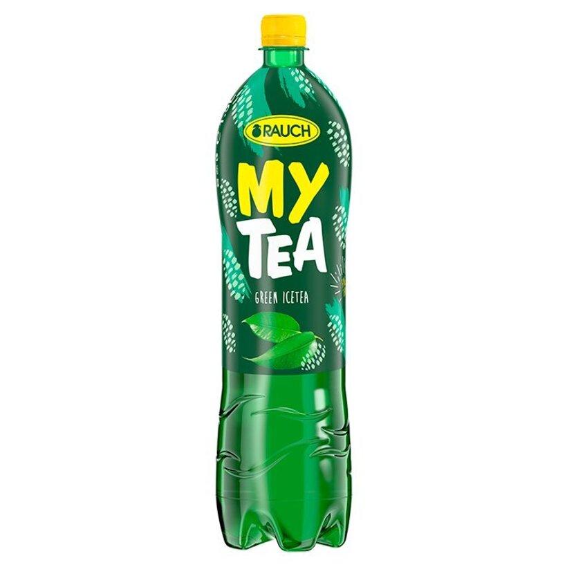 Rauch My Tea Čajový nápoj z extraktu zeleného čaju 1,5 l